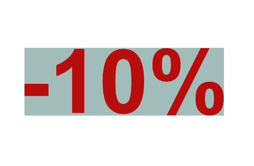 Posezonski popust -10%